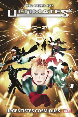 The Ultimates 2 # 1 TPB Hardcover (cartonnée) - Marvel Deluxe