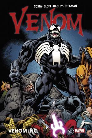 Venom 2 TPB Hardcover - Marvel Deluxe - Issues V3