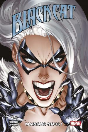 Black Cat 2 TPB hardcover (cartonnée)