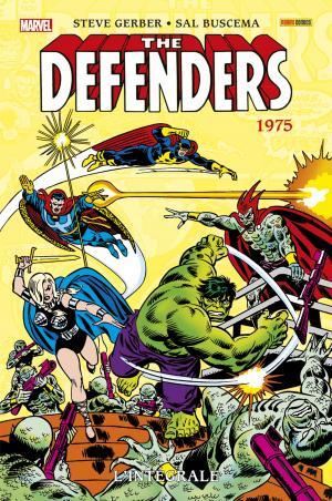 Defenders 1975 TPB Hardcover - L'Intégrale