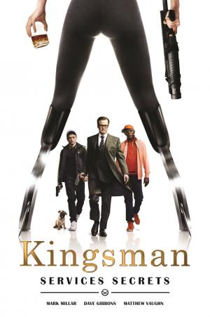Kingsman - Services Secrets # 1 TPB Hardcover - Best of Fusion Comics