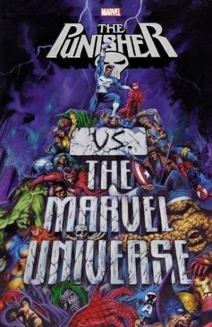 1 - Punisher Vs. The Marvel Universe