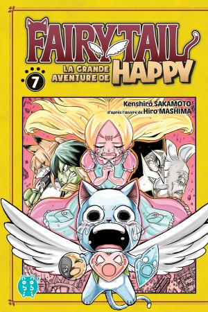Fairy tail - La grande aventure de Happy 7