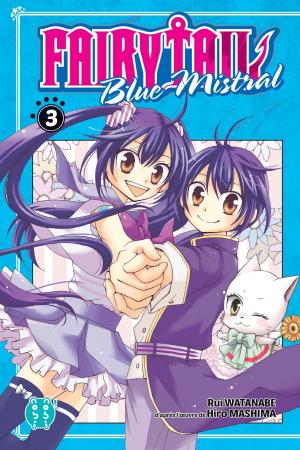 Fairy Tail - Blue mistral 3 simple