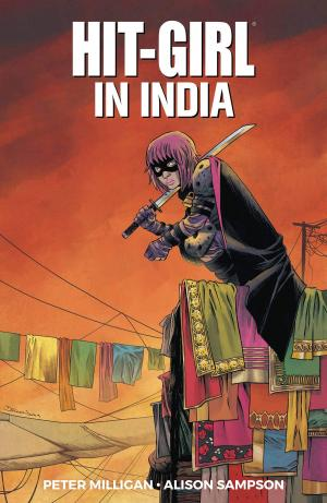 Hit-Girl édition TPB