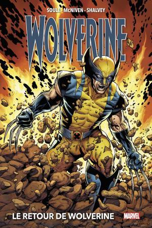 Wolverine - Le retour de Wolverine  TPB hardcover (cartonnée)