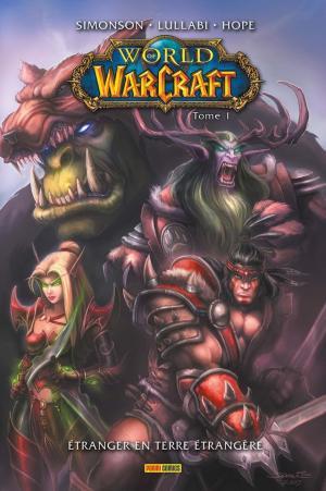 World of Warcraft édition TPB Hardcover (cartonnée)