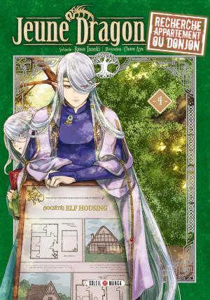 Jeune Dragon recherche appartement ou donjon 4 Manga