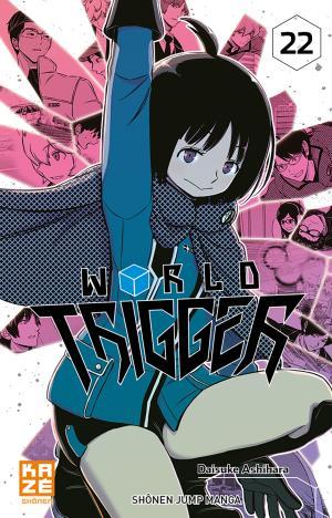 World Trigger #22