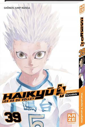 Haikyû !! Les as du volley #39