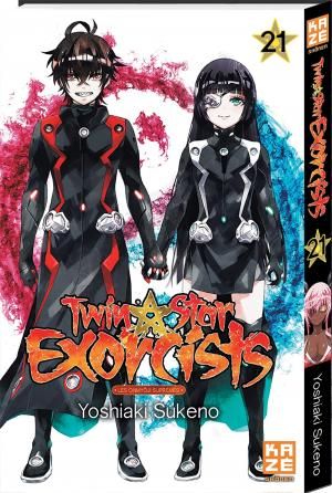 Twin star exorcists – Les Onmyôji Suprêmes 21 Simple