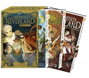 The promised Neverland édition Coffret 2020