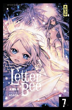 couverture, jaquette Letter Bee 7  (kana) Manga