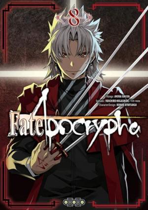 couverture, jaquette Fate/Apocrypha 8