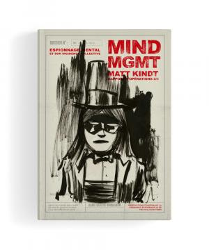 MIND MGMT 2 Hard Cover