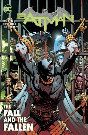 Batman # 11 TPB softcover (souple) - Issues V3
