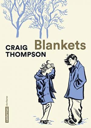 Blankets édition Réédition 2016