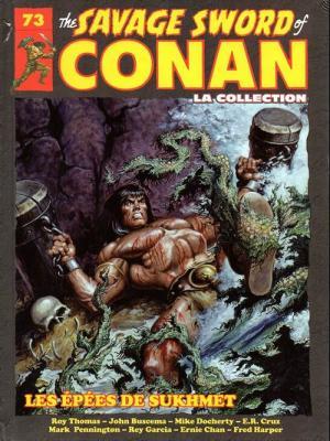The Savage Sword of Conan 73 - Les epées de sukhmet