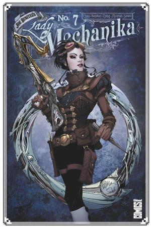 Lady Mechanika 7 TPB hardcover (cartonnée)