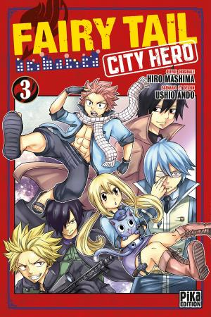 Fairy Tail - City Hero 3
