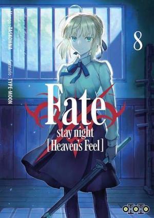 Fate/Stay Night - Heaven's Feel 8 Simple