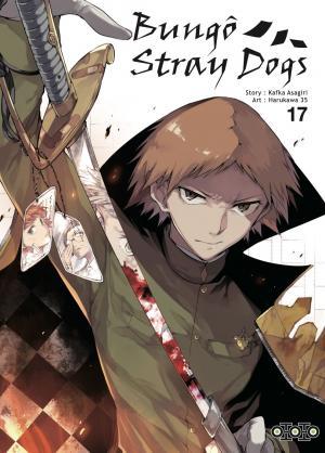 couverture, jaquette Bungô Stray Dogs 17