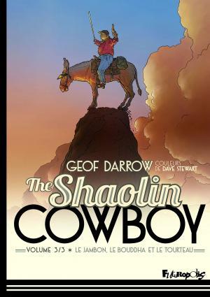 Shaolin Cowboy 3 simple