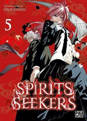 Spirits seekers 5 simple