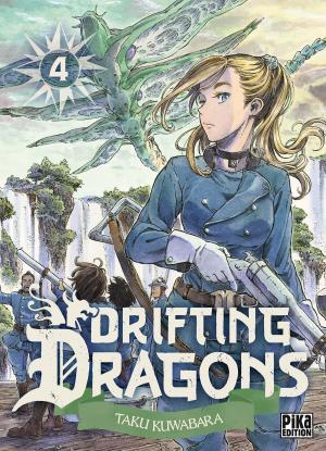 Drifting dragons # 4