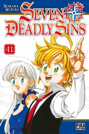 Seven Deadly Sins 41 simple