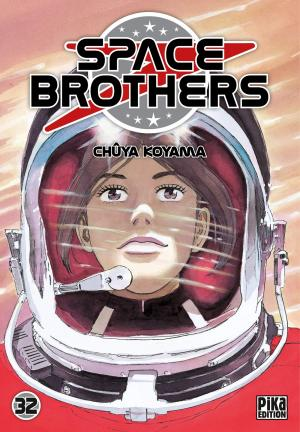 Space Brothers 32 simple
