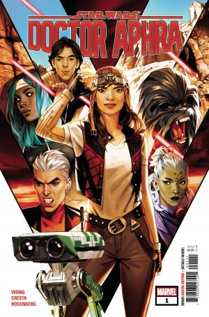 Star Wars - Docteur Aphra édition Issues V2 (2020 - Ongoing)