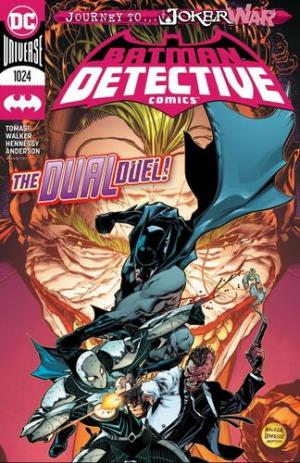 Batman - Detective Comics # 1024 Issues V1 Suite (2016 - Ongoing)