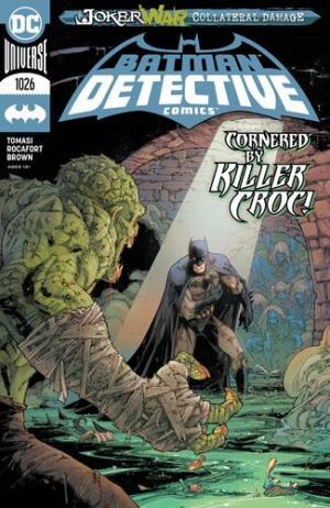 Batman - Detective Comics # 1026 Issues V1 Suite (2016 - Ongoing)