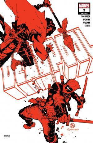 Deadpool # 3 Issues V7 (2019 - Ongoing)