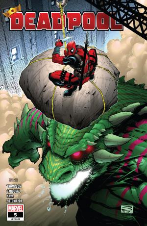 Deadpool # 5 Issues V7 (2019 - Ongoing)
