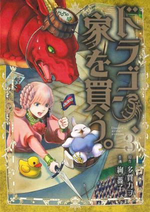 couverture, jaquette Jeune Dragon recherche appartement ou donjon 3  (Mag garden) Manga