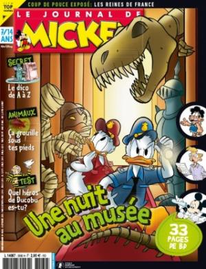 Le journal de Mickey 3560 Simple