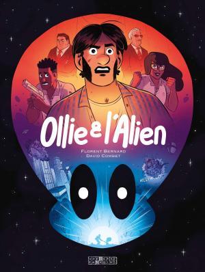 Ollie et l'alien  simple