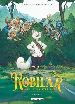 Robilar ou le Maistre Chat T.1
