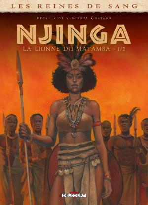 Les reines de sang - Njinga, la lionne du Matamba 1 simple