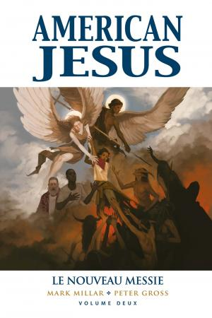 American Jesus # 2 TPB hardcover (cartonnée)
