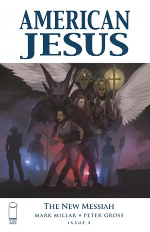 American Jesus # 3 Issues v2