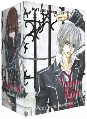 Vampire Knight 1 Coffret collector