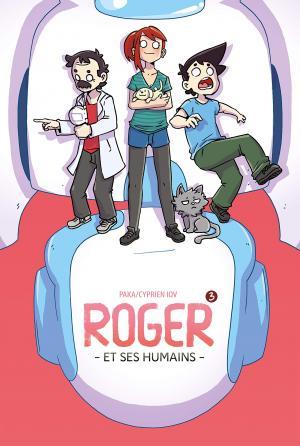 Roger et ses humains 3 simple