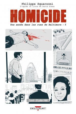 Homicide - Une année dans les rues de Baltimore 5 Simple