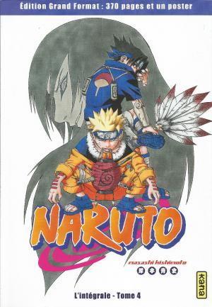 Naruto 4 Collector kiosque