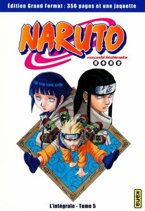 Naruto 5 Collector kiosque