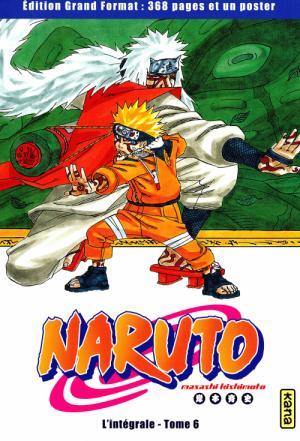 Naruto 6 Collector kiosque