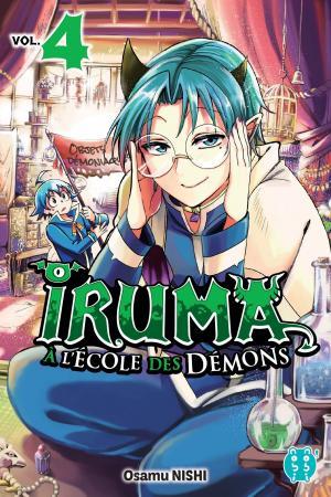 Iruma à l'école des démons #4